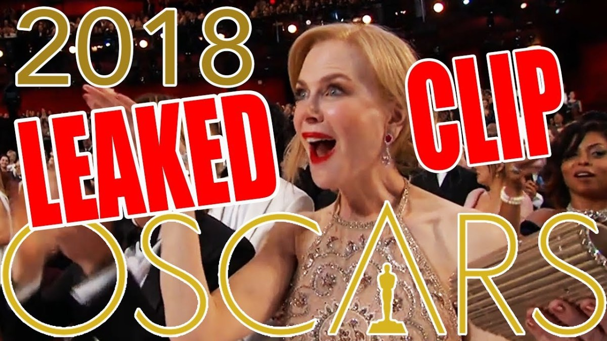 Oscars 2018 - Sexual Predator of the Year | LEAKED CLIP!!!